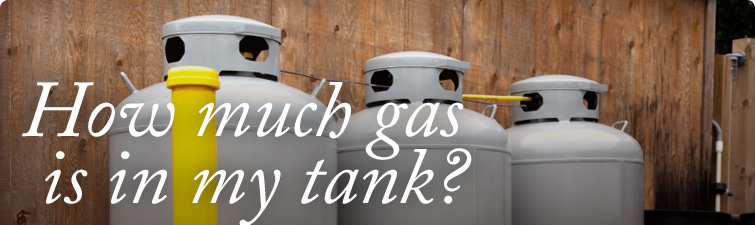How much gas is in my tank? | Ressler Propane | Lancaster, York, and